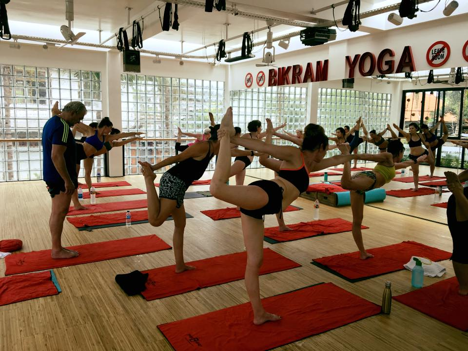 HBR Bikram Yoga Retreat - Spring 2017 (45)