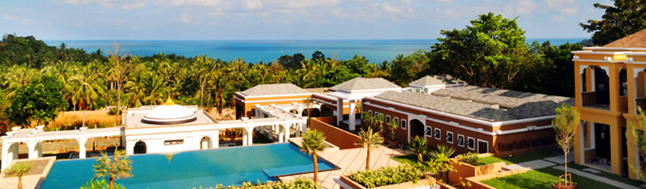 absolute sanctuary koh samui pool