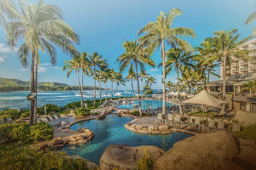Turtle Bay Resort Hawaii