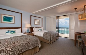 queen size beds room share option