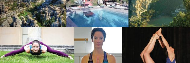 Summer Bikram Yoga Retreat in Spain with Bridgett Ane Goddard